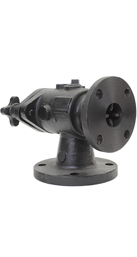 Cast Iron Suction Diffuser Class 125 Elite Valve Image