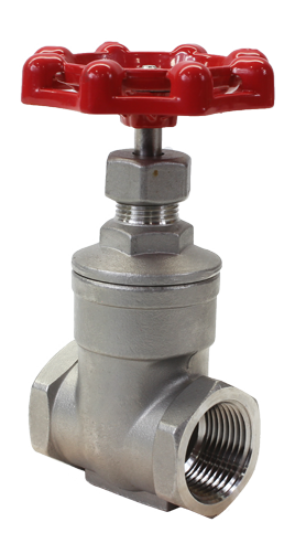 Cast Stainless Steel Gate Valve 200 WOG Elite Valve Image