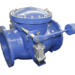Cast Iron Swing Check Valve with Air Cushion