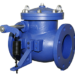 Cast Iron Swing Check Valve with Spring